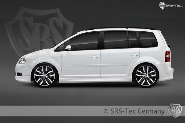 SIDE SKIRTS ED35 STYLE, VW TOURAN