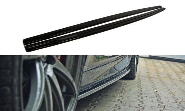 SIDE SKIRTS DIFFUSERS BMW 5 F10/F11 M-PACK
