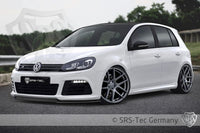FRONT SPOILER SWORD R20, VW GOLF VI
