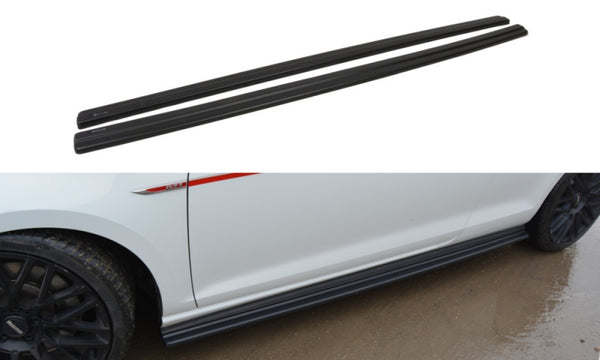 SIDE SKIRTS DIFFUSERS VW GOLF VII GTI