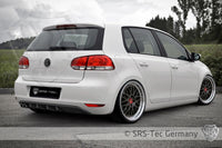 REAR DIFFUSER GT, VW GOLF VI