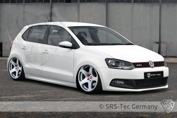 SIDE SKIRTS ED35-STYLE, VW POLO 6R