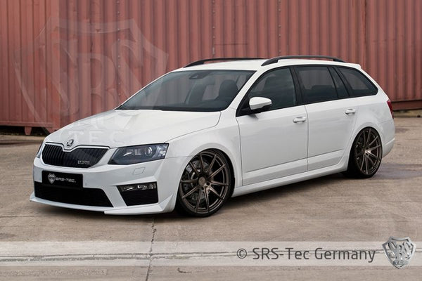 SIDE SKIRTS RS, SKODA OCTAVIA III