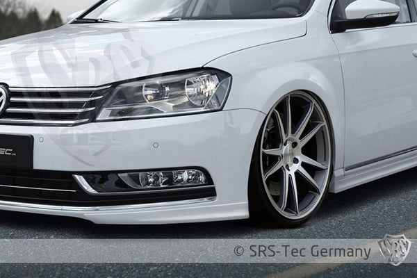 WIDE FENDERS GT, VW PASSAT B7