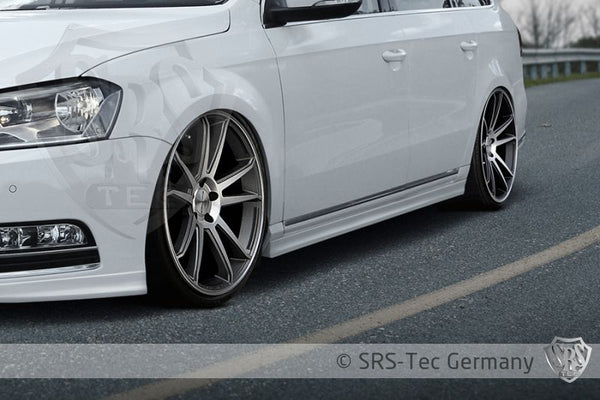 SIDE SKIRTS R-STYLE, VW PASSAT B7