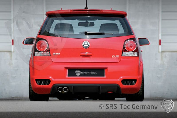 REAR DIFFUSER CUP, VW POLO 9N3