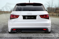 REAR FLAP ESSAY PART, AUDI A1 8X