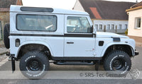 WIDE FENDERS, LAND ROVER DEFENDER