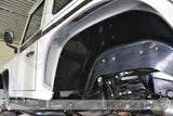 REAR INNER ARCH LINERS, LAND ROVER DEFENDER