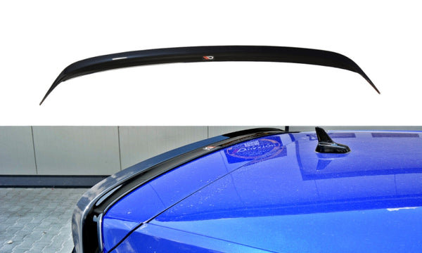 SPOILER CAP VW GOLF VII R (FACELIFT)