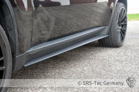 SIDE SKIRTS, BMW X6