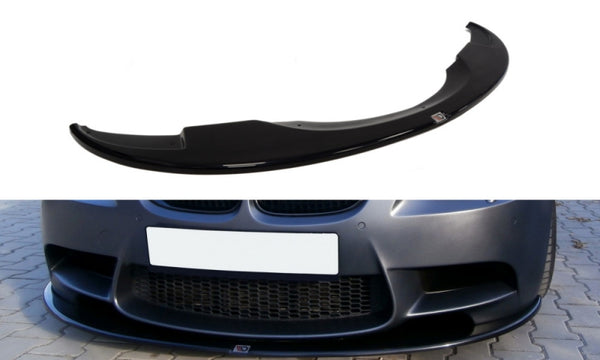 FRONT SPLITTER BMW M3 E92 / E93 (PREFACE MODEL)