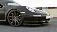 FRONT SPLITTER PORSCHE 911 CARRERA 997.2 FACELIFT MODEL