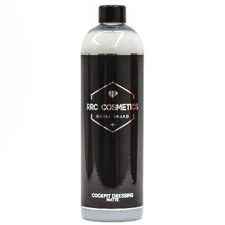 RRC Cosmetics / Cockpit Dressing Matte - 500ml