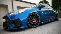 SIDE SKIRTS DIFFUSERS FORD FOCUS MK3 ST FACELIFT