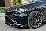 Front lip 3D Design Style Carbon BMW M2 F87 Competition M2C