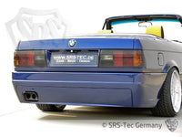 REAR BUMPER B1, BMW E30