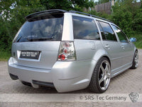REAR BUMPER S1, VW GOLF IV WAGON