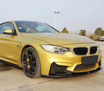 BMW M3 / M4 Carbon Fiber Front Lip