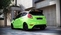 REAR BUMPER FORD FIESTA MK7 (FOCUS RS LOOK)