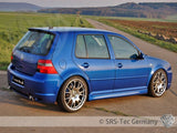 SIDE SKIRTS G4-R32, VW GOLF 4 (4-DOOR)