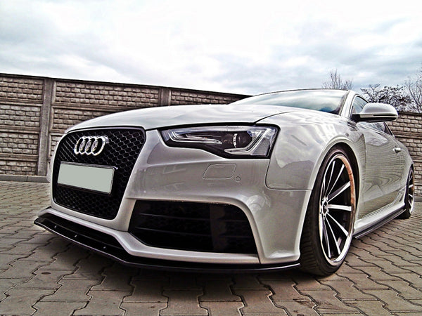FRONT SPLITTER AUDI RS5 FACELIFT MODEL (2011-)