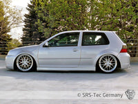 SIDE SKIRTS G4-R32, VW GOLF 4 (2-DOOR)