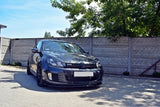 FRONT SPLITTER VER.2 VW GOLF VI GTI