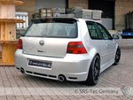 REAR BUMPER G4-R32, VW GOLF 4