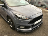 BONNET EXTENSION FORD FOCUS MK3 FACELIFT MODEL
