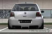 REAR BUMPER S1, VW GOLF 4