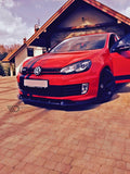 FRONT SPLITTER VW GOLF VI GTI 35TH