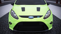 BONNET VENTS IMITATIONS FORD FIESTA MK7 RS LOOK