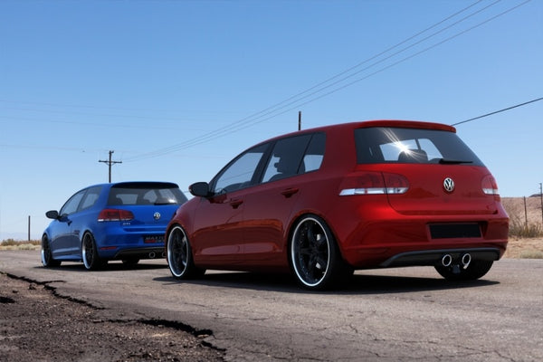 REAR VALANCE VW Golf V R32 Look for VW Golf VI