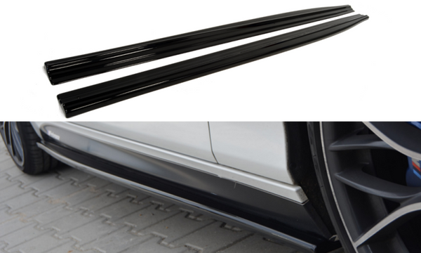 SIDE SKIRTS DIFFUSERS BMW 1 F20/F21 M-Power