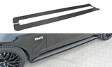 FORD MUSTANG MK6 GT - RACING SIDE SKIRTS DIFFUSERS