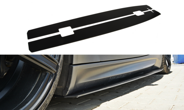 RACING SIDE SKIRTS DIFFUSERS BMW M3 E92 / E93