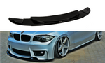 FRONT SPLITTER BMW 1 E87 M-DESIGN