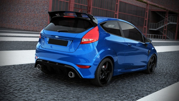 ROOF SPOILER FORD FIESTA MK7 (FOCUS RS LOOK)