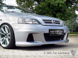 FRONT BUMPER OPX, OPEL ASTRA G