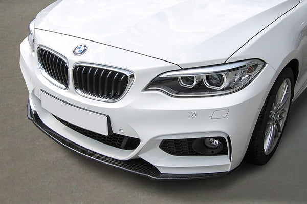 BMW 2 Series Carbon-Sword Lip