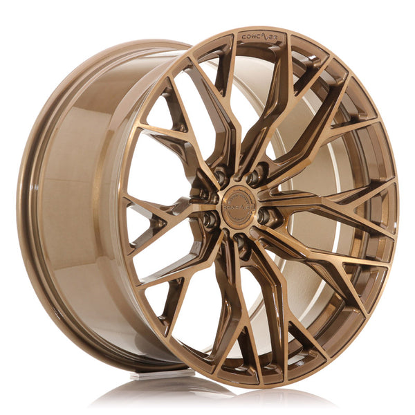 CONCAVER WHEELS CVR1 Brushed Bronze