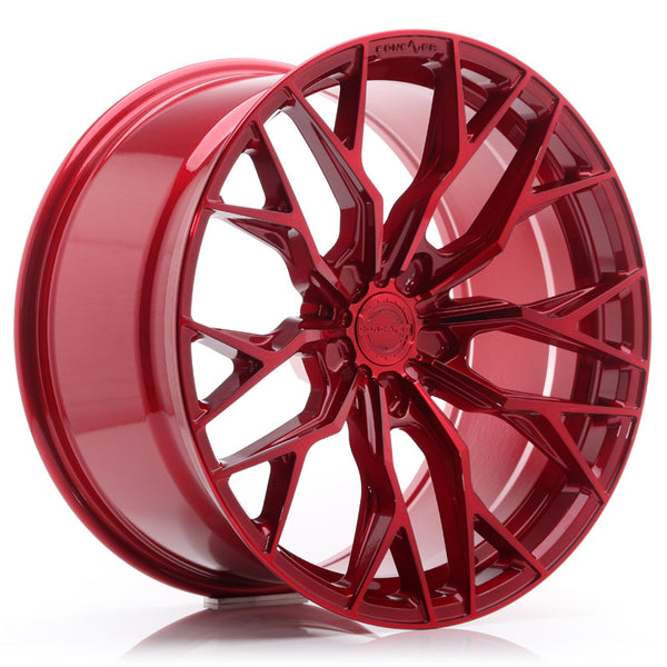 CONCAVER WHEELS CVR1 Candy Red