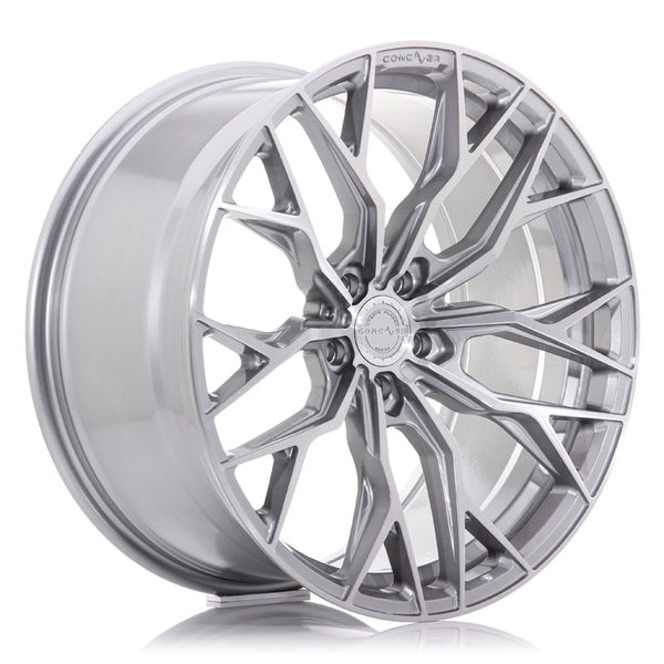 CONCAVER WHEELS CVR1 Brushed Titanium