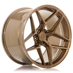 CONCAVER WHEELS CVR2 Brushed Bronze
