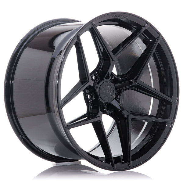 CONCAVER WHEELS CVR2 Platinum Black