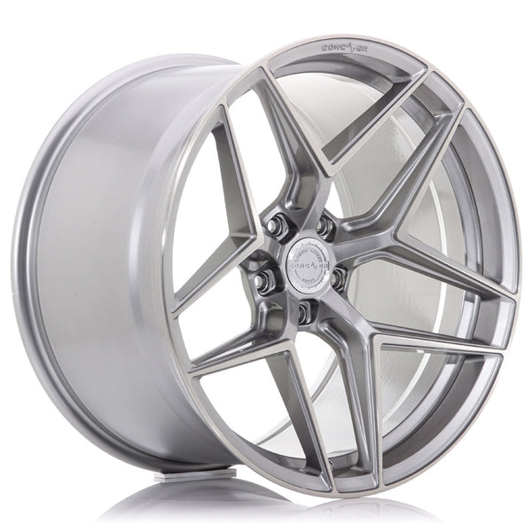 CONCAVER WHEELS CVR2 Brushed Titanium