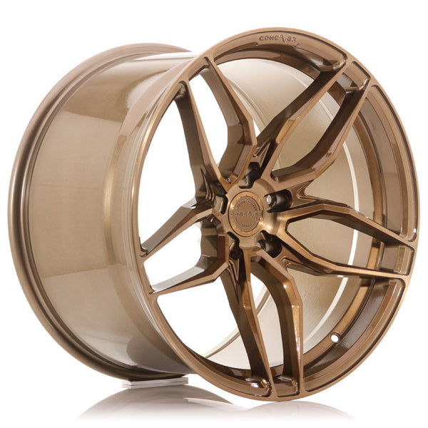 CONCAVER WHEELS CVR3 Brushed Bronze
