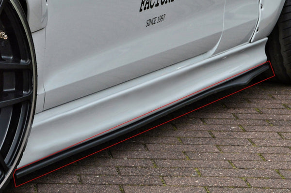 Side skirts in the Cup 2 look for BMW 2 Series F22 F23 from year 11 / 2013- Ingo Noak