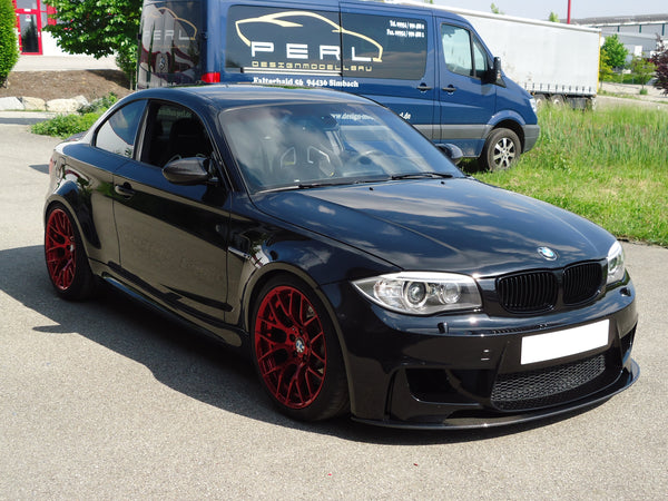Carbon Sword For Bmw 1 Series M Coupe E82
